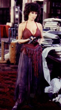 """Maggie """"Adrienne Barbeau"""" Escape From New York (1981)"""