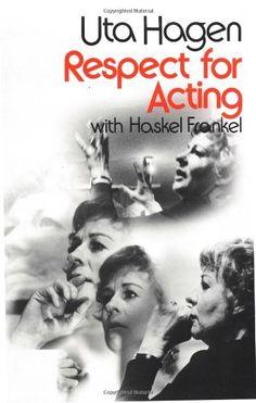 Respect for Acting by Uta Hagen http://www.amazon.com/dp/0025473905/ref=cm_sw_r_pi_dp_c3Uoub12SJDYH