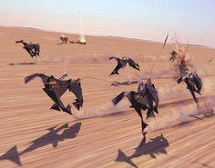 Wardogs (art by Alex Brady)