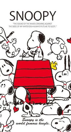 【iphoneスマホ壁紙】スヌーピー Snoopy 待ち受け画面【画像大量】 - NAVER まとめ