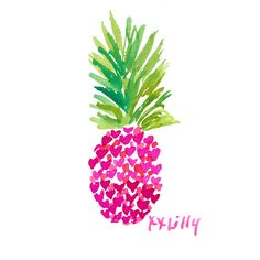 INSPIRATION: Pineapple