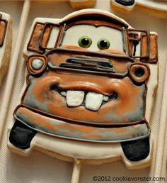 Mater Cookie pops
