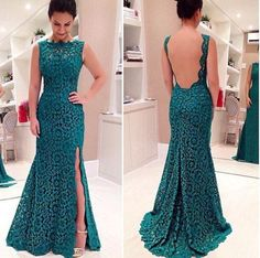 2016 Mothers Prom Open Back Sexy Elegant Side Split Sleeveless Long Party Dress Red Carpet Dresses Custom Made Appliques Modern Short Prom Dresses Cheap Short White Prom Dresses From Lovemydress, $110.61| Dhgate.Com