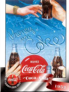 Coca-Cola 1953 #cocacola