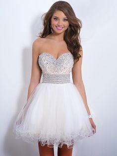 e768521b6 Llamativos vestidos de fiesta para niñas