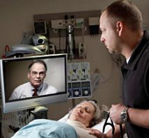 the power of healthcare delivered anywhere via telepresence