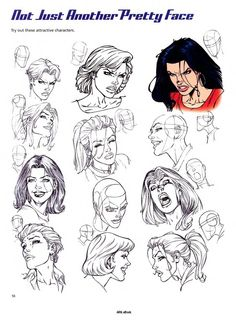 Face Drawing Sunflowers by the Sea - Comic Book Artists, Comic Books Art, Comic Art, Character Drawing, Character Design, Cartoon Drawings, Art Drawings, Comic Book Drawing, Drawing Superheroes