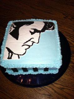 Birthday Cake (idea) Elvis