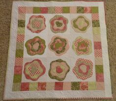 Christa's French Roses Quilt