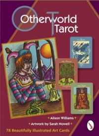 NEW Otherworld Tarot Cards Deck Alison Williams Sarah Nowell Tarot Card Decks, Tarot Cards, Fairy Art, Card Reading, The Magicians, Elves, Inspire Me, My Books, Folk