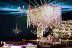 Glam Telugu Wedding With Shiny New Decor! | WedMeGood