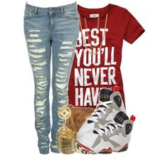 kinda plain to me, but i still like it c:, created by livelifefreelyy on Polyvore