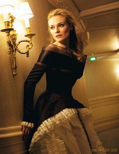Diane Kruger for Madame Figaro France