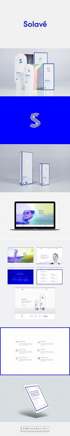 Solavé on Behance... - a grouped images picture - Pin Them All