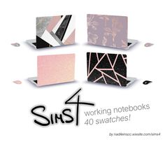 lovely notebooks for your Sims! #sims4 #customcontent #cc #notebooks #decoration #nadileinscc #sims4cc #decor #furniture #livingroom #clutter #lovely #beautiful #amazing #electronic