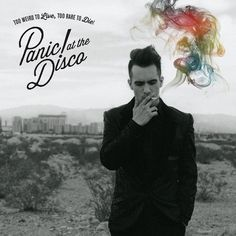Panic at the Disco - Too Weird to Live, Too Rare to Die Vinyl Record - Indie Vinyl Den