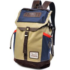 Master-Piece Front Flap Backpack for Spring 2011   Por Homme - Men s  Lifestyle, 7e162f1057