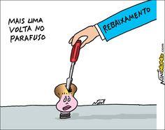 Nani Humor: BRASIL É TAXADO DE MAU PAGADOR