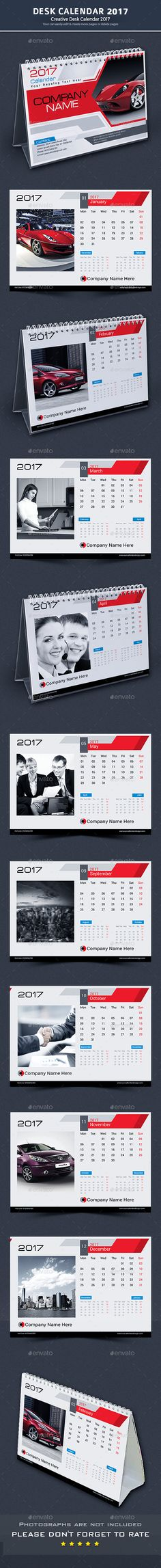 Wall Calendar Design 2016 | Calendar Design And Walls
