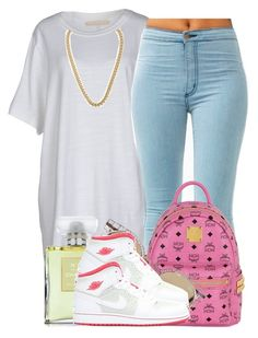 """school outfit."" by clinne345 ❤ liked on Polyvore"