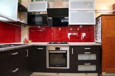Kuchnia Nowoczesna w kolorze Wenge