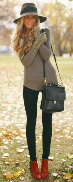 Those SHOES! #fall street style, #neutrals, #street fashion