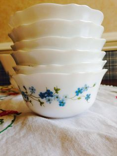 French pyrex arcopal veronica vintage kitchen