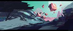 """Zone Transition"" - Benjamin Bach"