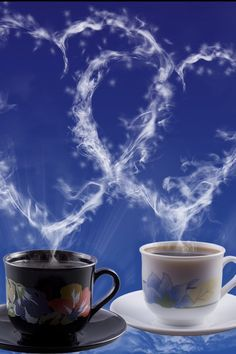 I ❤️ my coffee!!!! Originally pinned by Judi Mercurio-Hedden who has a wonderful selection of others on her board. Enjoy your day all. <3