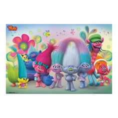 Trolls Movie Birthday Banner Personalized Party Decoration Backdrop *** To view further for this item, visit the image link. Trolls Birthday Party, Troll Party, 4th Birthday, Birthday Wall, Birthday Banners, Birthday Ideas, Birthday Parties, Groups Poster, Party Decoration