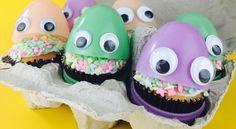 Comment fabriquer des créatures amusantes pour Pâques!