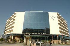 Hotel Playa Victoria, Cádiz.