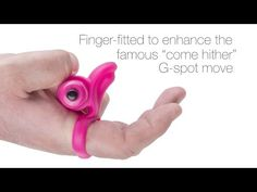 "You Turn 2-Finger Fun Vibe | Body Candy Romantic Treats - The You-Turn finger-fitted fun vibe enhances your hand and transforms your fingers with a unique design unlike anything on the market. Use the You-Turn to boost the signature ""come hither"" G-spot massage motion with penetrating vibration and clitoral stimulation. Link in bio."