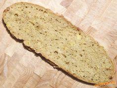 1. den - příprava kvásku<br>- smíchat 1 lžíci kvásku + 100 g vlažné vody + 80 g hladké pšeničné mouk...