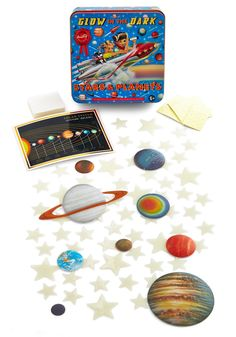 On Another Planetarium Wall Decor Set