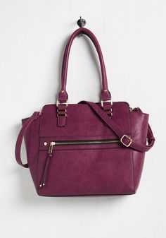 337a2a1a0e7c Styled and Beguiled Bag in Merlot. Have you ever looked so sharp that you  can