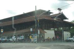 """* Recife * Estado de Pernambuco, Brasil. """"Mercado de Casa Amarela""""."""