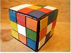 Rubik's cake - chez Bogato, Paris