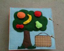 Fruit Tree rustige fotoboekpagina