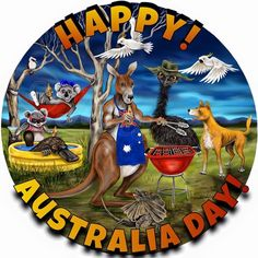 """""""Happy Australia Day to our Aussie mates home & abroad. Make sure wherever you are to give thanks to our brave firefighters, emergency services, volunteers who made the ultimate sacrifice over the past few months. Happy Australia Day, Australia Funny, Western Australia, Australia Cake, South Australia, Holden Australia, Victoria Australia, Mom In Heaven Quotes, Pink Lake"""
