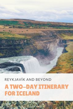 Visit Iceland - must-see sights in Reykjavik and beyond! Geysirs, waterfalls (including Gullfoss) and more.