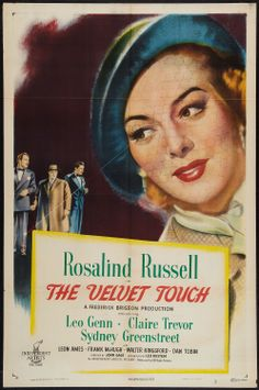 The Velvet Touch / Kadife Dokunuş 1948