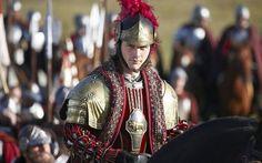 デビッドオークスといえば、やっぱ中世が似合う。