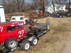Vintage Dirt Track Cars