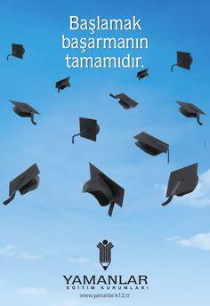 Yamanlar Koleji - Başlamak başarmanın tamamıdır.