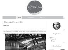 ON Sale 80 Off  Black and White V1  Blogger by Symufathemes, $5.00 Off Black, Black And White, Blogger Themes, Blogger Templates, Wordpress, Blanco Y Negro, Black N White