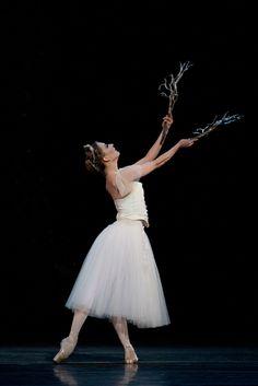 Simone Messmer (Myrta) - ABT's Giselle