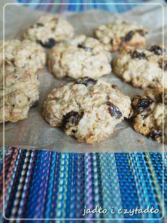 Jadło i czytadło: Ekspresowe ciasteczka owsiane