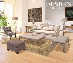 Cozy comfortable livingroom by tiffani valencia