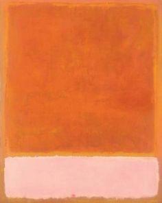 Mark Rothko - Untitled (1954),